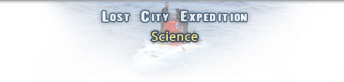 Lost City Expedition: Science